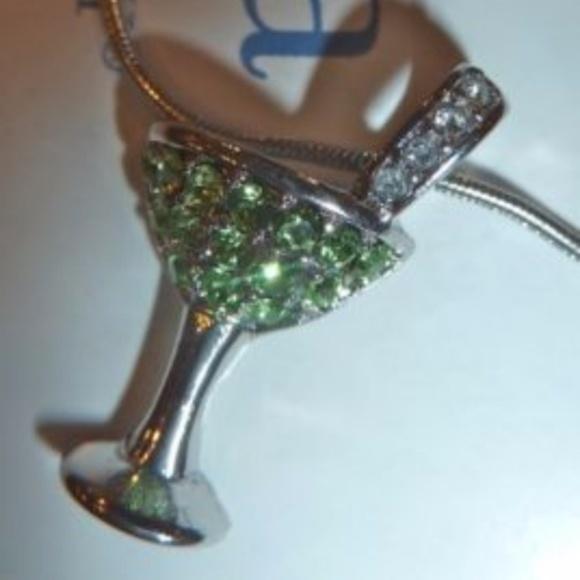 """Lia Sophia Jewelry - NEVER WORN Lia Sophia Cheers necklace, 16-19"""""""